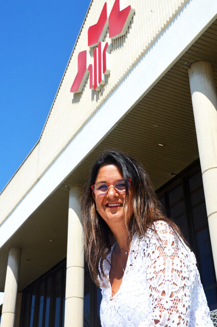 "Mercè  Martínez new president of the ""Mercat de la Flor"" de Catalunya"